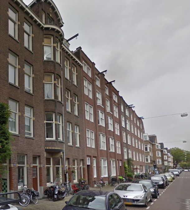 Reinier Claeszenstraat, Amsterdam